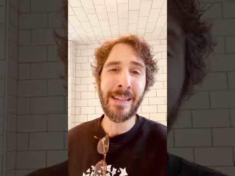 Josh Groban - #ShowerSongs Special Edition