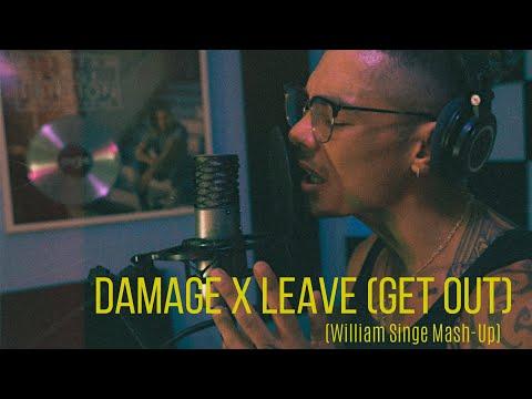 H.E.R. - Damage X JOJO - Leave (Get Out) - William Singe Mash-Up
