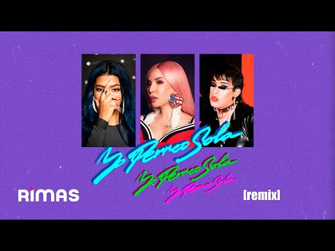 Bad Bunny x Nesi x Ivy Queen - Yo Perreo Sola Remix (Audio Oficial)