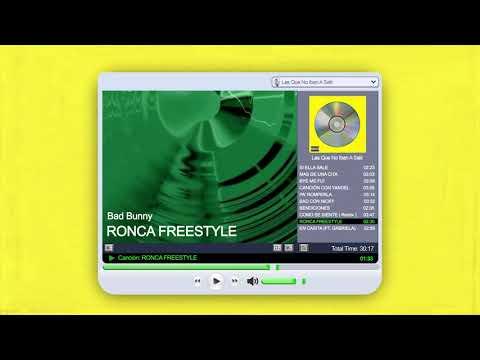 RONCA FREESTYLE - Bad Bunny | Las Que No Iban A Salir