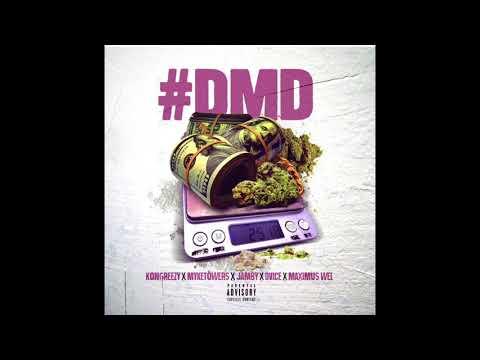 #DMD Kongreezy X Myke Towers X Jamby X Dvice X Maximus Wel