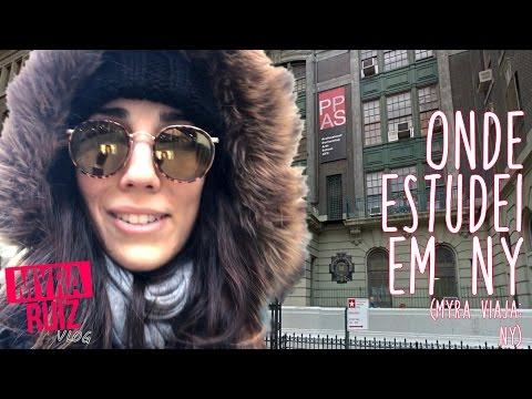 Onde estudei em NY