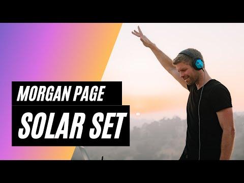 Morgan Page  - Beatport Reconnect  - Live Set from El Sereno, Los Angeles - 11-7-20