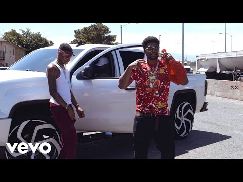 Kash Blood - Get It In (Official Video) ft. Slim 400