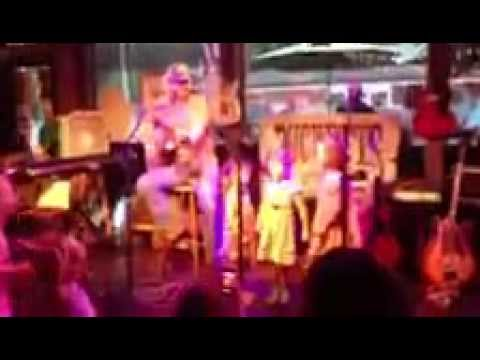 J. Michael Harter-- Girls sing along to Holy Cowgirl