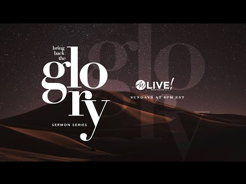 ANWA Live DC Weekly service | Bring back the glory - Glory's in my house | Pastor JJ Hairston