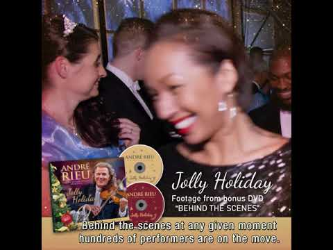 Behind the Scenes – Jolly Holiday (Part 3)