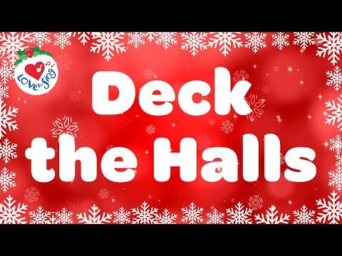 Deck the Hall Christmas Songs and Carols 2020