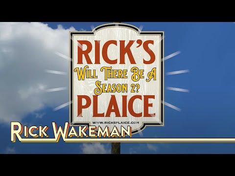 Rick Wakeman - Will There Be A Season 2? | Rick's Plaice