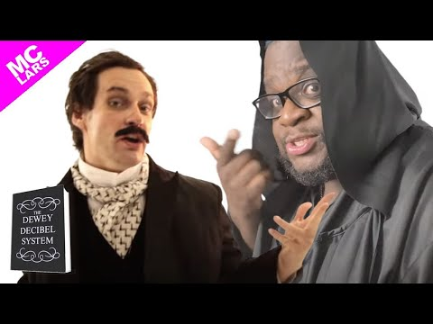 MC Lars & Mega Ran - The Masque of the Red Death (Music Video)