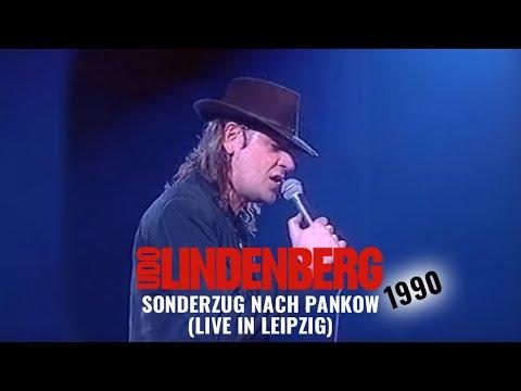 Udo Lindenberg - Sonderzug nach Pankow (Live in Leipzig 1990)