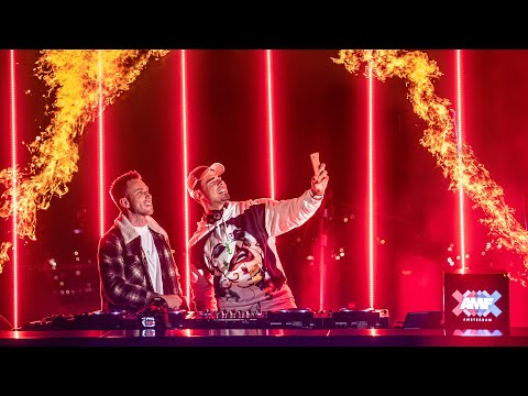 Two Is One (Afrojack b2b Nicky Romero) | AMF Presents Top 100 DJs Awards 2020