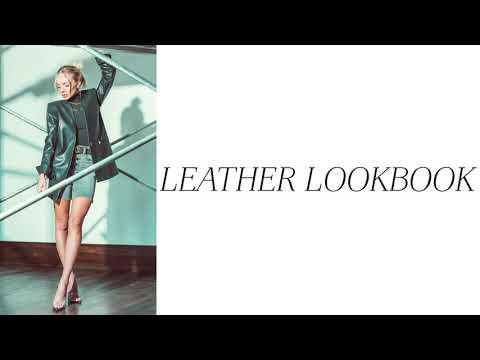 Danielle Bradbery | Music & Fashion: Leather Lookbook