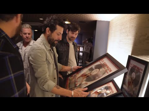 Old Dominion | Meat & Candy is PLATINUM!