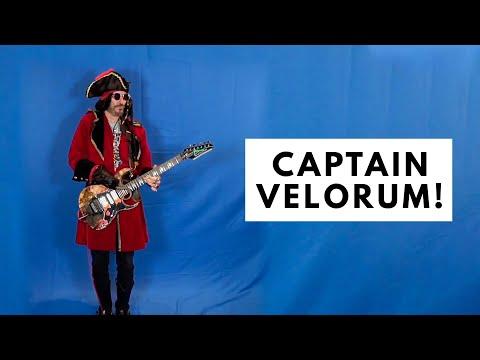 Captain Velorum!