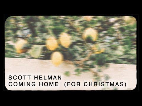 Scott Helman - Coming Home (For Christmas) - (Visualizer)