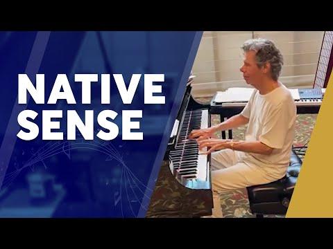 "Chick Practices ""Native Sense"""