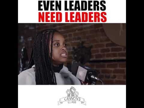 Even Leaders Need Leaders! #CannonsClass