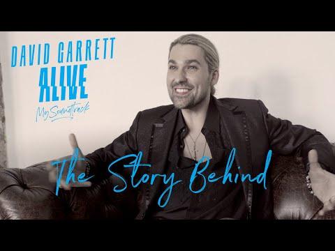 "David Garrett - Story Behind ""Alive - my Soundtrack"""