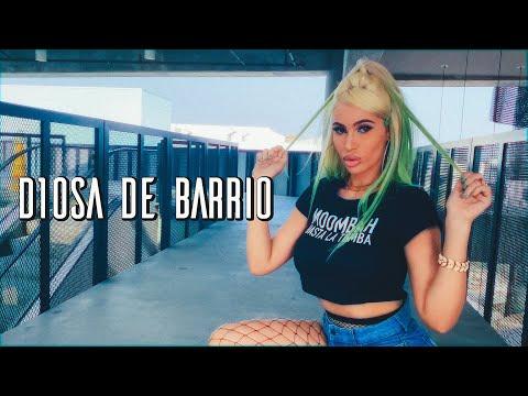 DIOSA DE BARRIO - Sak Noel x Salvi x Franklin Dam (Official Video)