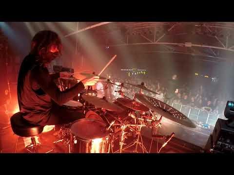 "Nic Pettersen - Northlane - ""Jinn"" Live Drum Cam"