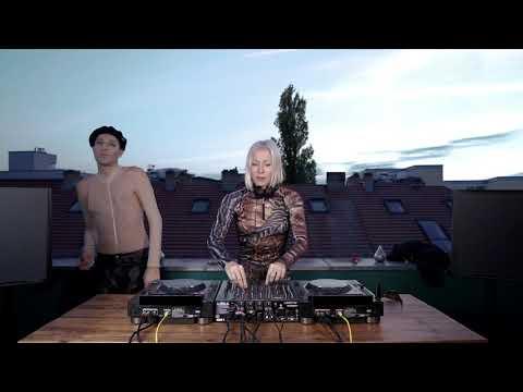 Ellen Allien Autumn Balcony DJ Set 2020