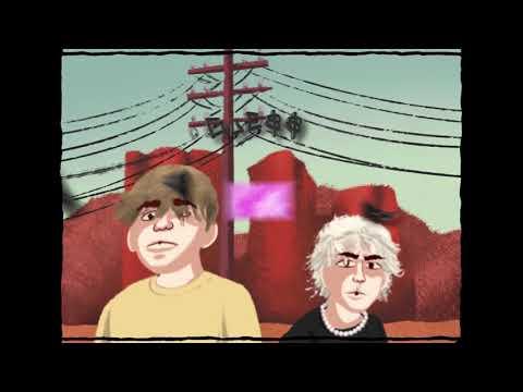 The Kid LAROI - F*CK YOU, GOODBYE (Lyric Video) ft. Machine Gun Kelly