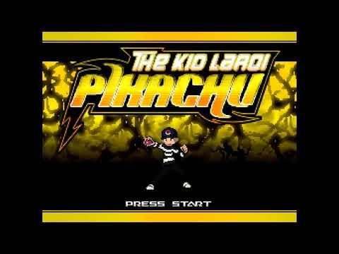 The Kid LAROI - PIKACHU (Lyric Video)
