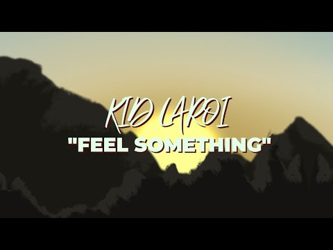 The Kid LAROI, Marshmello - FEEL SOMETHING (Lyric Video) ft. Marshmello