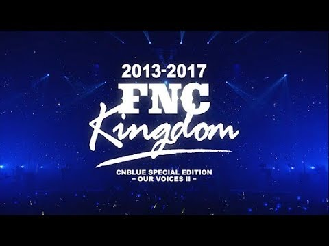"""『CNBLUE:FILM LIVE IN JAPAN 2011-2017 """"OUR VOICES""""』 """"BOICE盤"""" ティザー映像"""