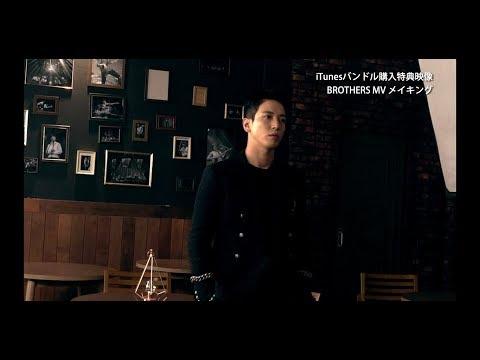 ジョン・ヨンファ(from CNBLUE)「BROTHERS」MVメイキング ティザー映像