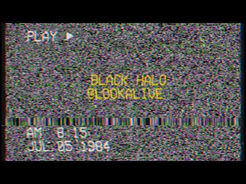 Black Pistol Fire - Black Halo (Homemade) [Live Performance]