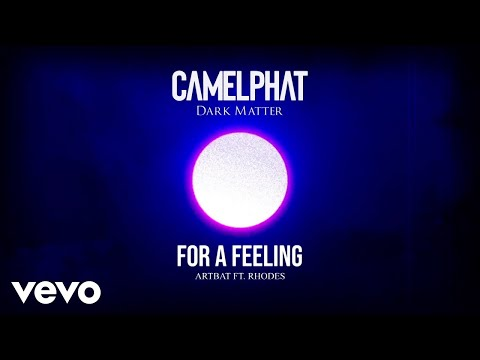 CamelPhat, ARTBAT - For A Feeling (Dark Matter Edit) [Visualiser] ft. RHODES