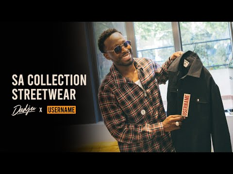 DADJU - Collection streetwear - BTS