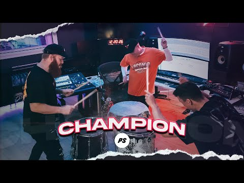 Champion | Over It All | Planetshakers Official Music Video