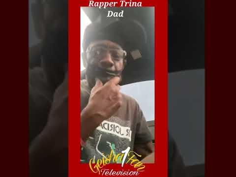 Rapper Trina Dad At It Again!