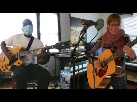 Jonatha Brooke - Inconsolable! With Goffrey Moore (Kitchen Covid Single)