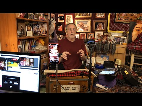 Hanging in the Heart Space Online Satsang - November 12, 2020