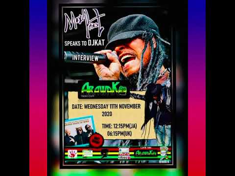 Catch me 11/11/20 on Arawak Radio with DJ Kat at 6:15pm UK