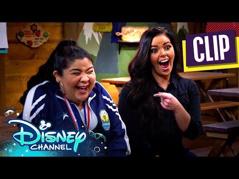 Lou Learns a Lesson | Use Your Voice | BUNK'D | Disney Channel