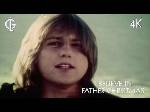 Greg Lake - I Believe In Father Christmas (Original Version - Restored)