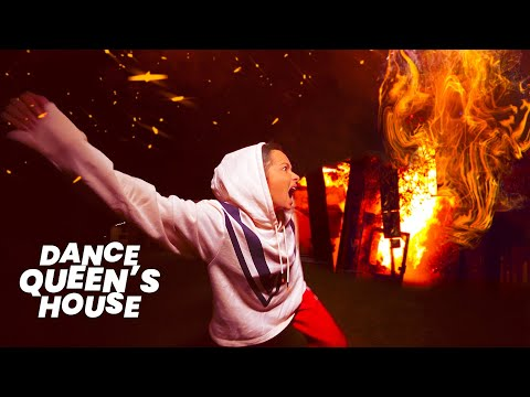 OMG OMG! I burned down the house - Dance Queen's House #9