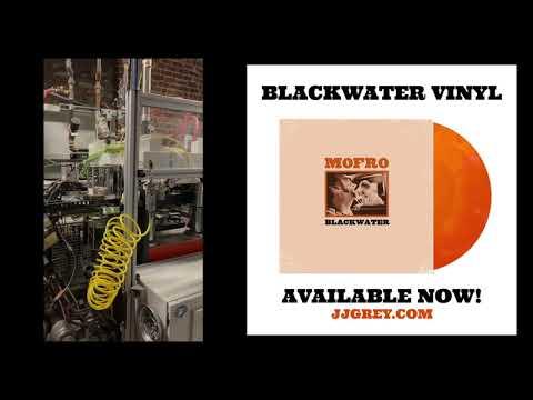 It's here... Blackwater Vinyl!