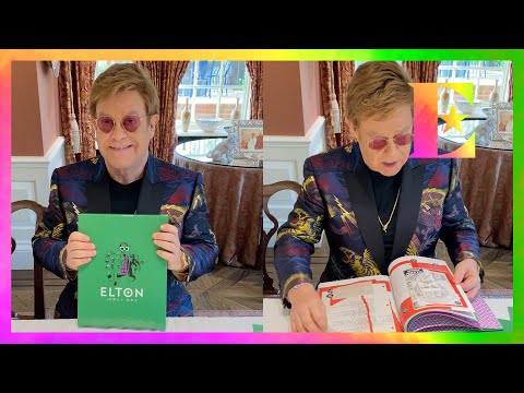 Elton John - Unboxing the Jewel Box