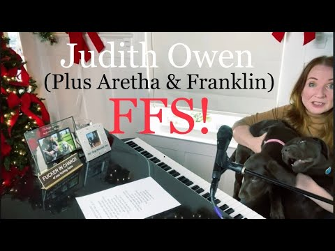 "Judith Owen FFS! Live ""Somebody's Child"" part 1 November 11, 2020"