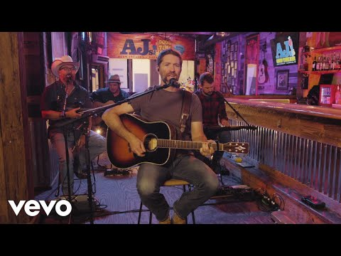 Josh Turner - Country State Of Mind (Livestream Acoustic Performance)