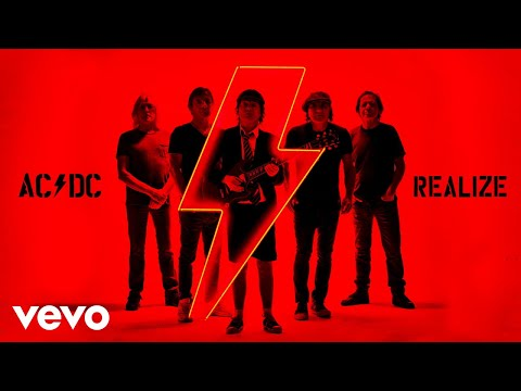 AC/DC - Realize (Official Audio)