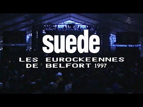 Suede - Live at Belfort Festival 1997 (Remastered)