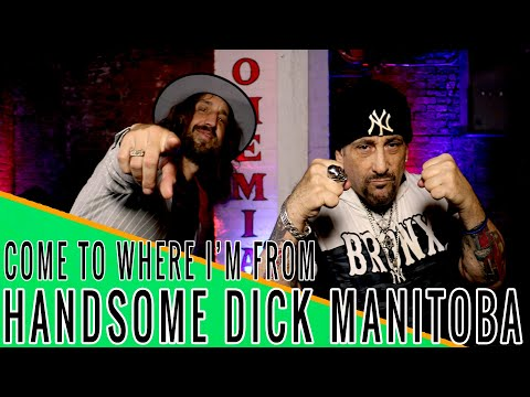 HANDSOME DICK MANITOBA (THE DICTATORS) - Come to Where I'm From Podcast Episode #108