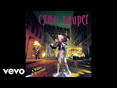 Cyndi Lauper - Like A Cat (Official Audio)